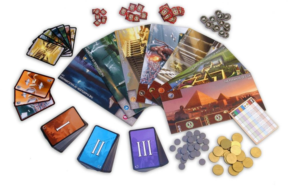 7 Wonders overview