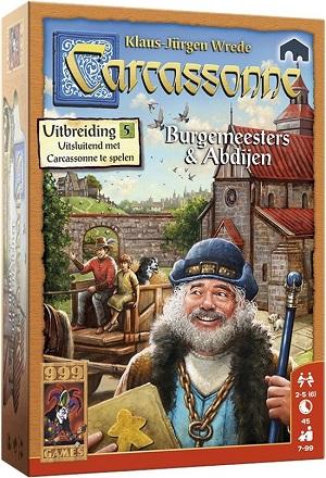 Carcassonne Burgemeesters & Abdijen