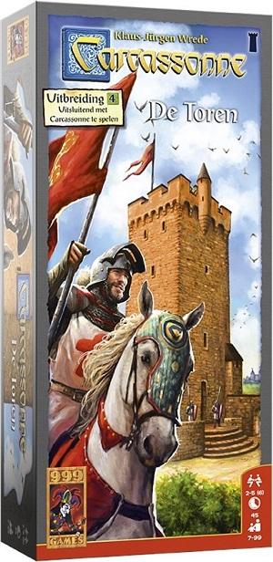 Carcassonne De Toren