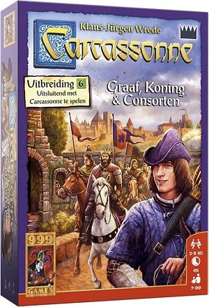 Carcassonne Graaf, Koning & Consorten