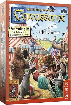 Carcassonne Het Circus