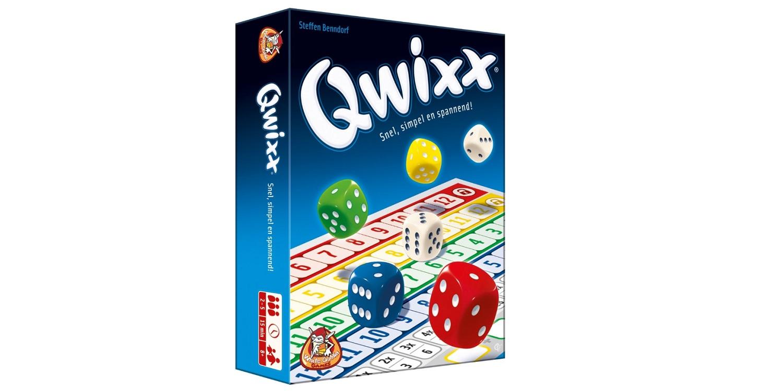 Qwixx, snel dobbelspel voor de hele familie