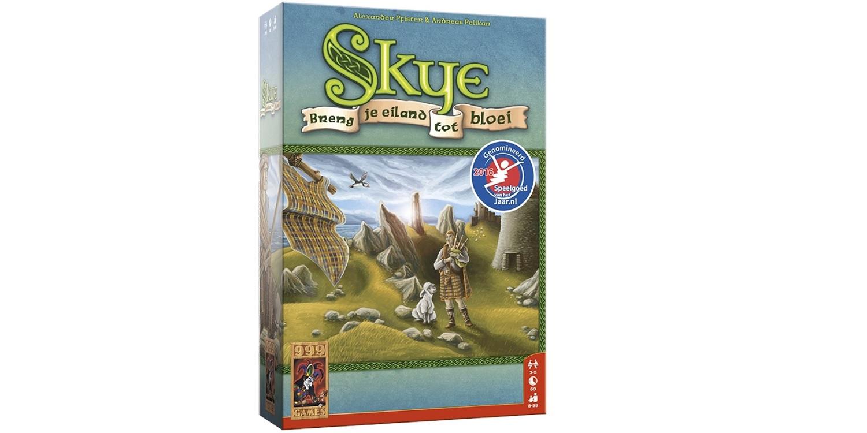 Skye: breng je eiland tot bloei bordspel review