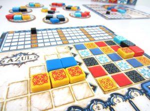 Azul speelbord