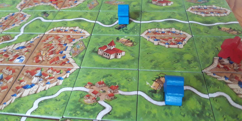 Carcassonne spel recensie: ideaal familie bordspel!