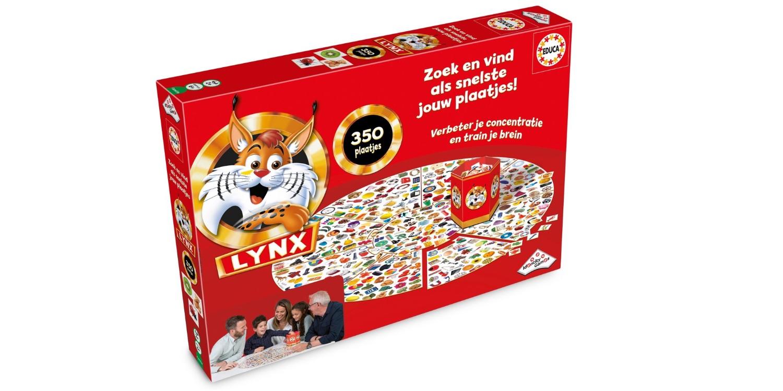 Lynx, zoeken naar een speld in een hooiberg