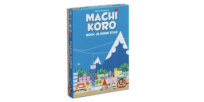 Machi Koro, is het de moeite waard?
