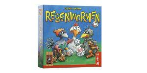 Lees meer over het artikel Regenwormen spel, dobbel ze allemaal