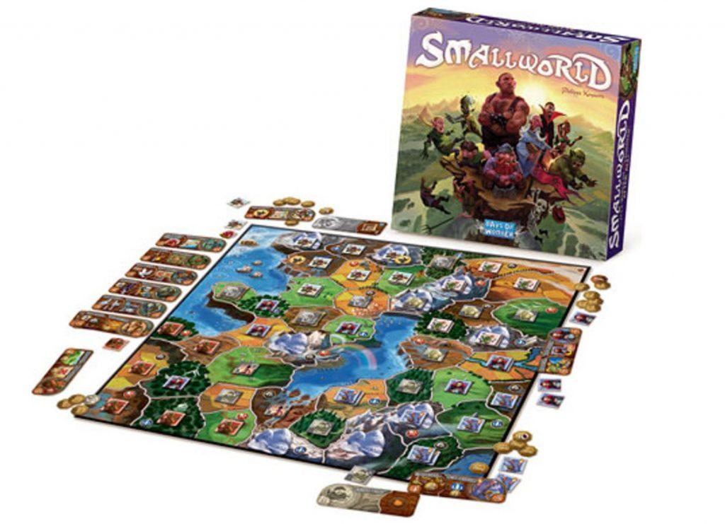Small World speelbord