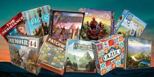 Bordspellen voor volwassenen: top 10 spellen starter collectie