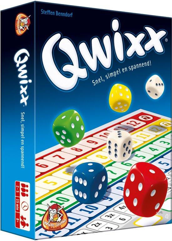Qwixx: het leukste dobbelspel?