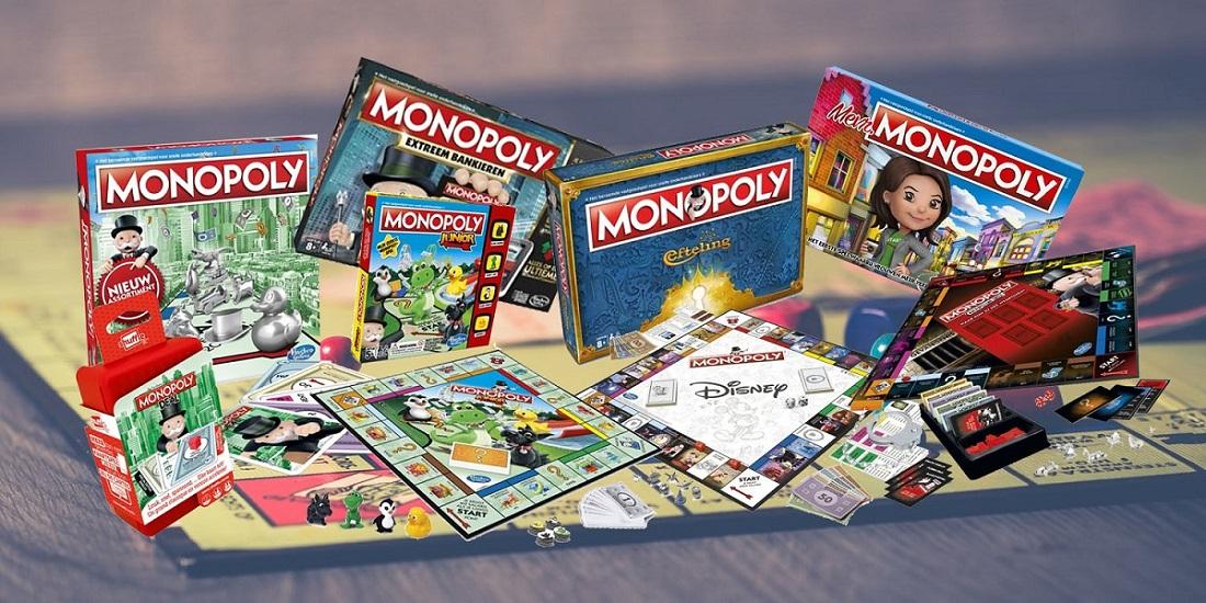 Monopoly: de leukste edities van het bordspel