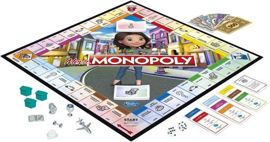 Mevrouw Monopoly speelbord