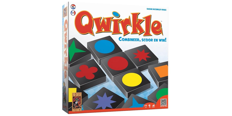 Je bekijkt nu Qwirkle bordspel review met onze mening