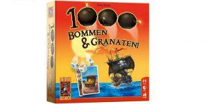1000 Bommen en Granaten dobbelspel review