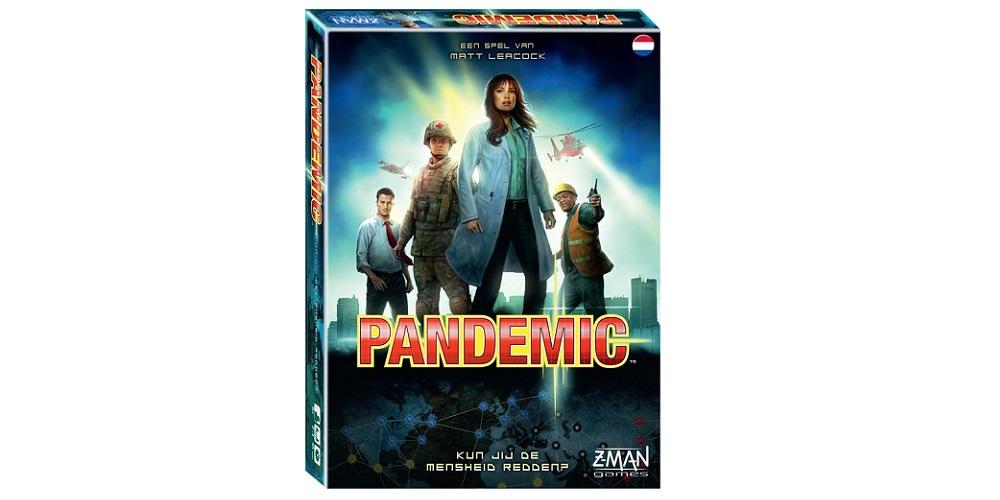 Pandemic spel review: Samen de wereld redden!