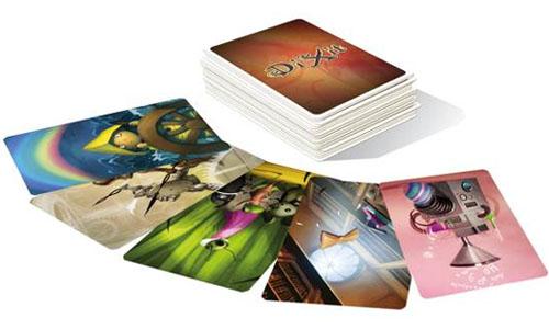 Dixit kaarten