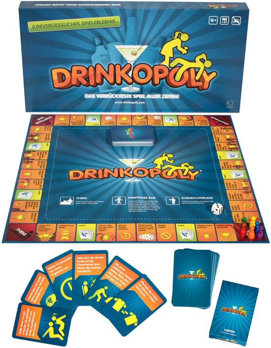 Drinkopoly spel
