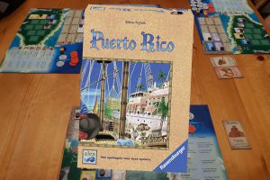 Puerto Rico bordspel review