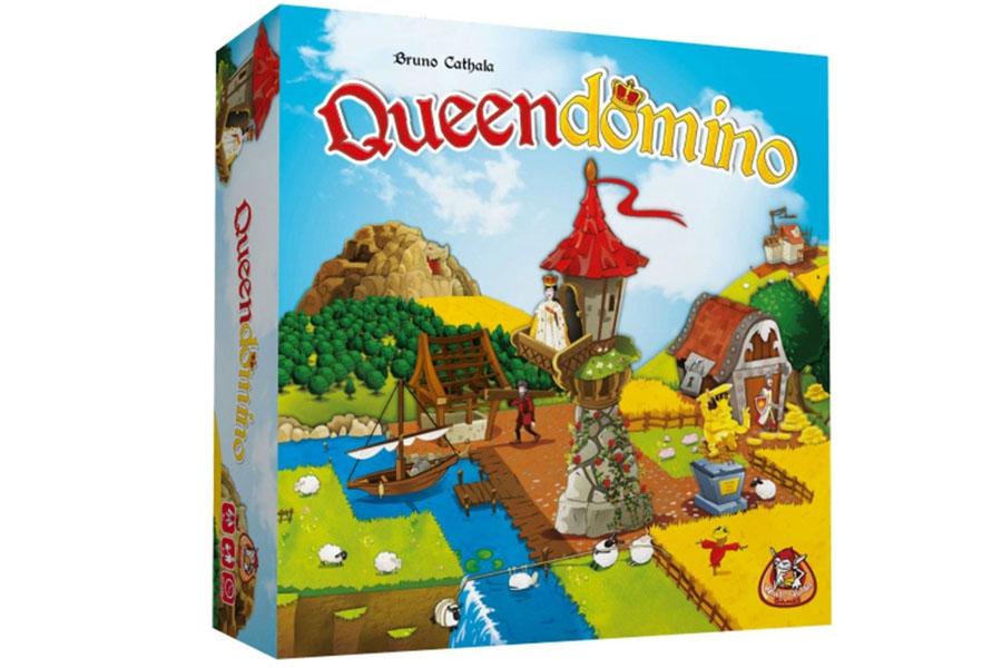 Queendomino spelregels en spel review, beter dan Kingdomino?