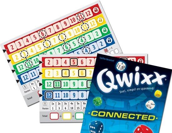 Qwixx uitbreiding Connected