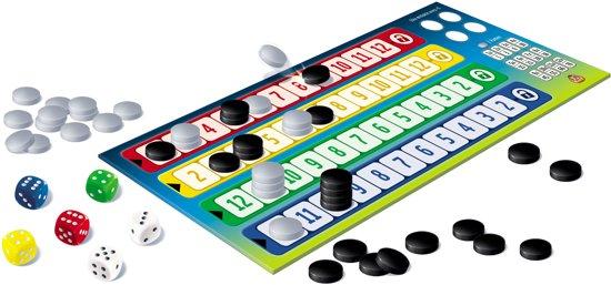 Het Duel speelbord
