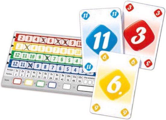 Kaartspel speelmateriaal