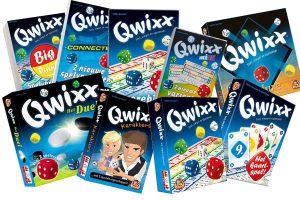 Qwixx spel en uitbreiding overzicht: de leukste edities