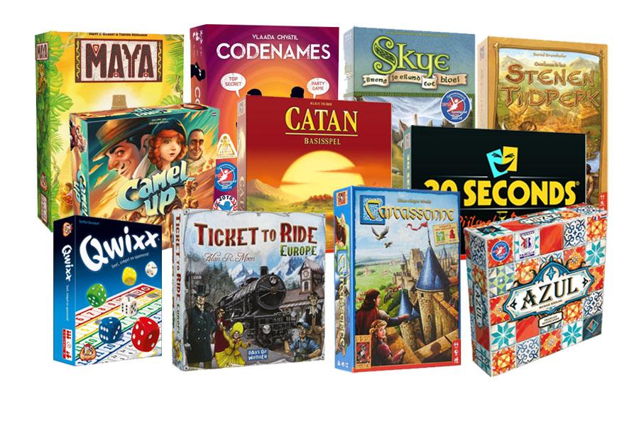 De 15 leukste familiespellen, spelletjes en gezinsspellen (2020)
