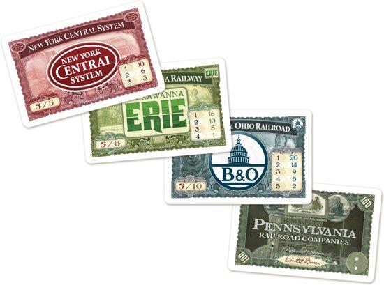 Aandelen Pennsylvania