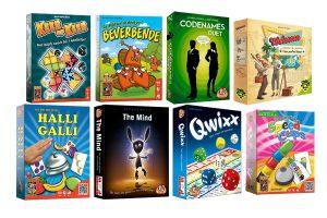 De 8 leukste 'Filler Games' voor even tussendoor!