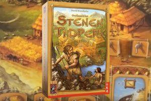 Lees meer over het artikel Het Stenen Tijdperk review: toegankelijke worker-placement spel
