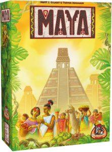 Maya bordspel
