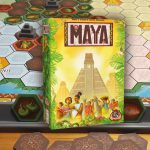 Maya bordspel review: Strategisch tegel legspel