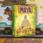 Maya bordspel review: Strategisch tegel legspel