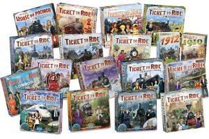 De beste Ticket to Ride uitbreiding kiezen: alle versies toegelicht! (2020)