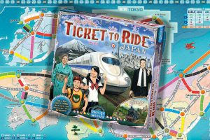 Ticket to Ride Japan & Italy review: hogesnelheidstreinen en regio's