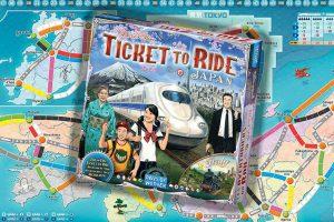 Lees meer over het artikel Ticket to Ride Japan & Italy review: hogesnelheidstreinen en regio's
