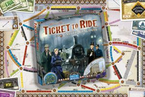 Ticket to Ride United Kingdom & Pennsylvania review: aandelen en technologiekaarten