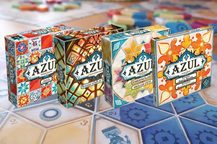 Alle Azul spellen en uitbreidingen: wat zijn de leukste varianten?