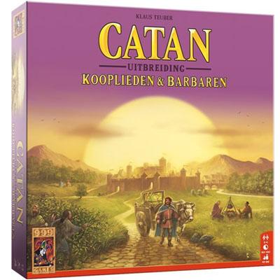 Catan Kooplieden & Barbaren