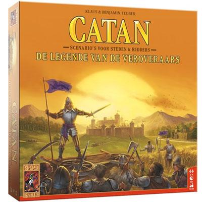 Catan De Legende van de Veroveraars