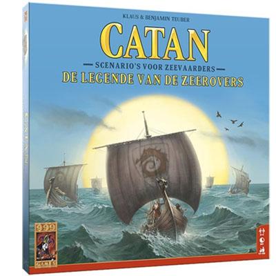 Catan De Legende van de Zeerovers