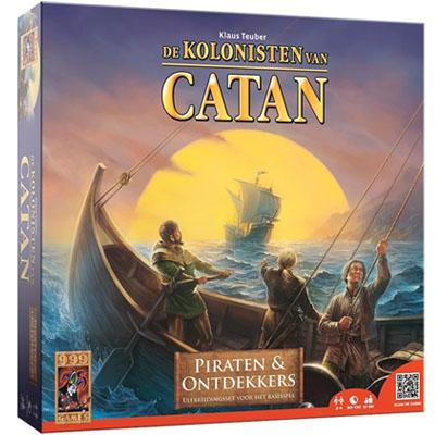 Catan Piraten & Ontdekkers