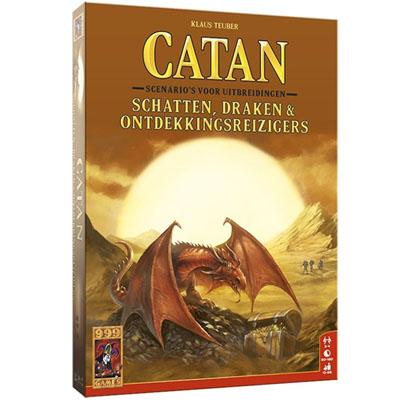 Catan Schatten, Draken & Ontdekkingsreizigers