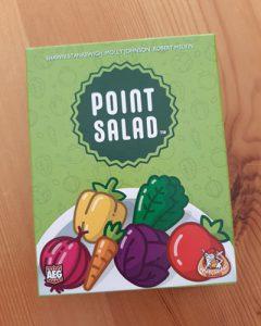 Point Salad speldoos