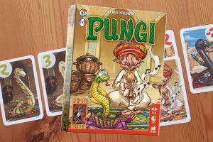 Pungi kaartspel review: word een echte slangenbezweerder!