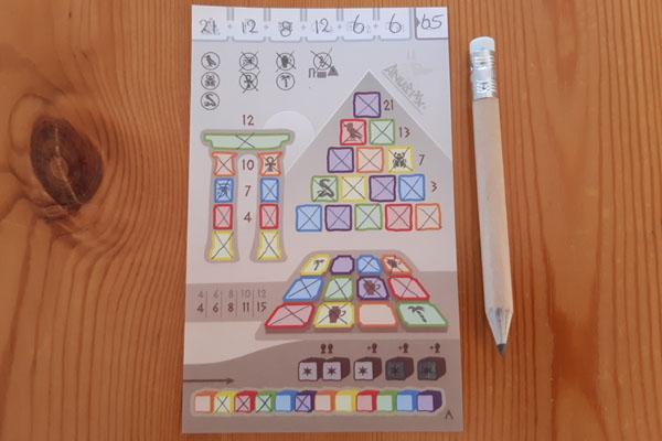 Anubixx scoreblad