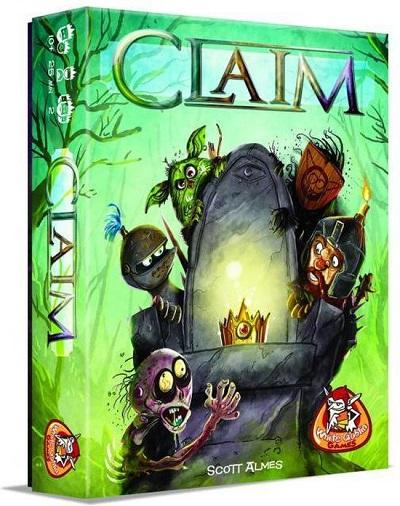 Claim kaartspel