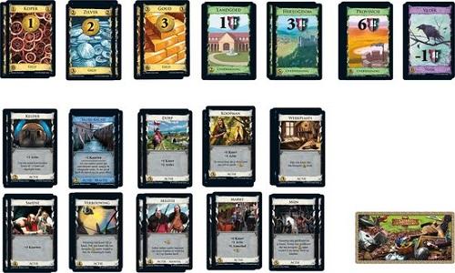 Dominion kaarten opzet